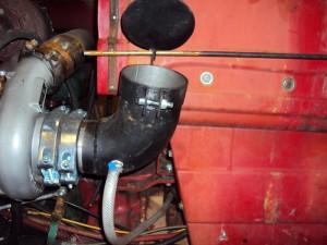 Nödstopp för diesel framifrån